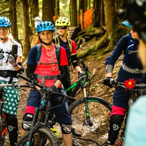 Divas Bike Camp