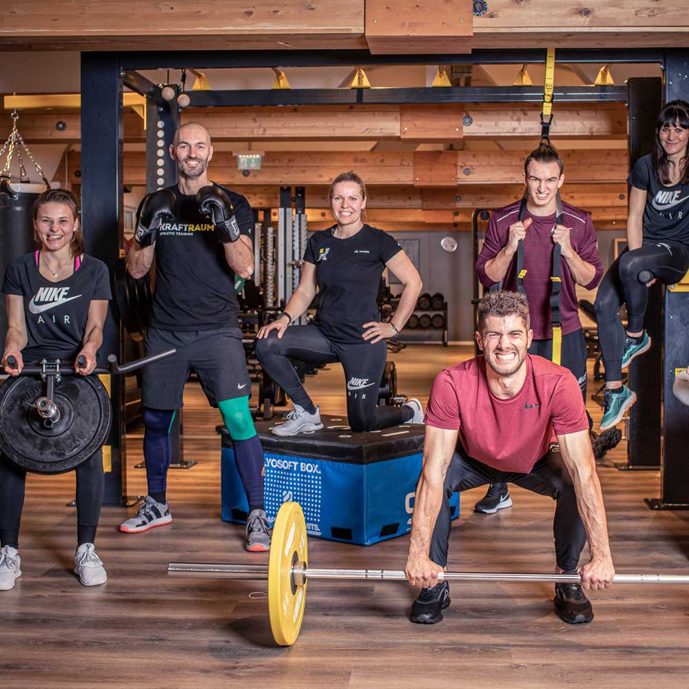 Strength training for mountain bikers