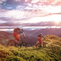 Bike courses in Brixental