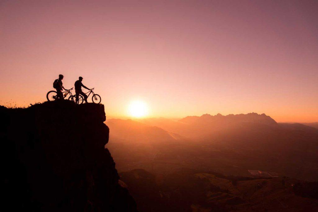 Mountain bike incentive tours e-bike Kitzbühel