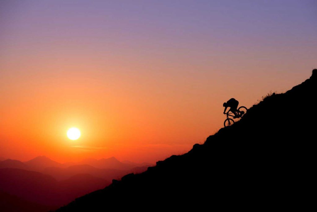 Mountain bike incentive tours Kitzbühel