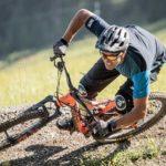 Vaude mountain bike riding technique