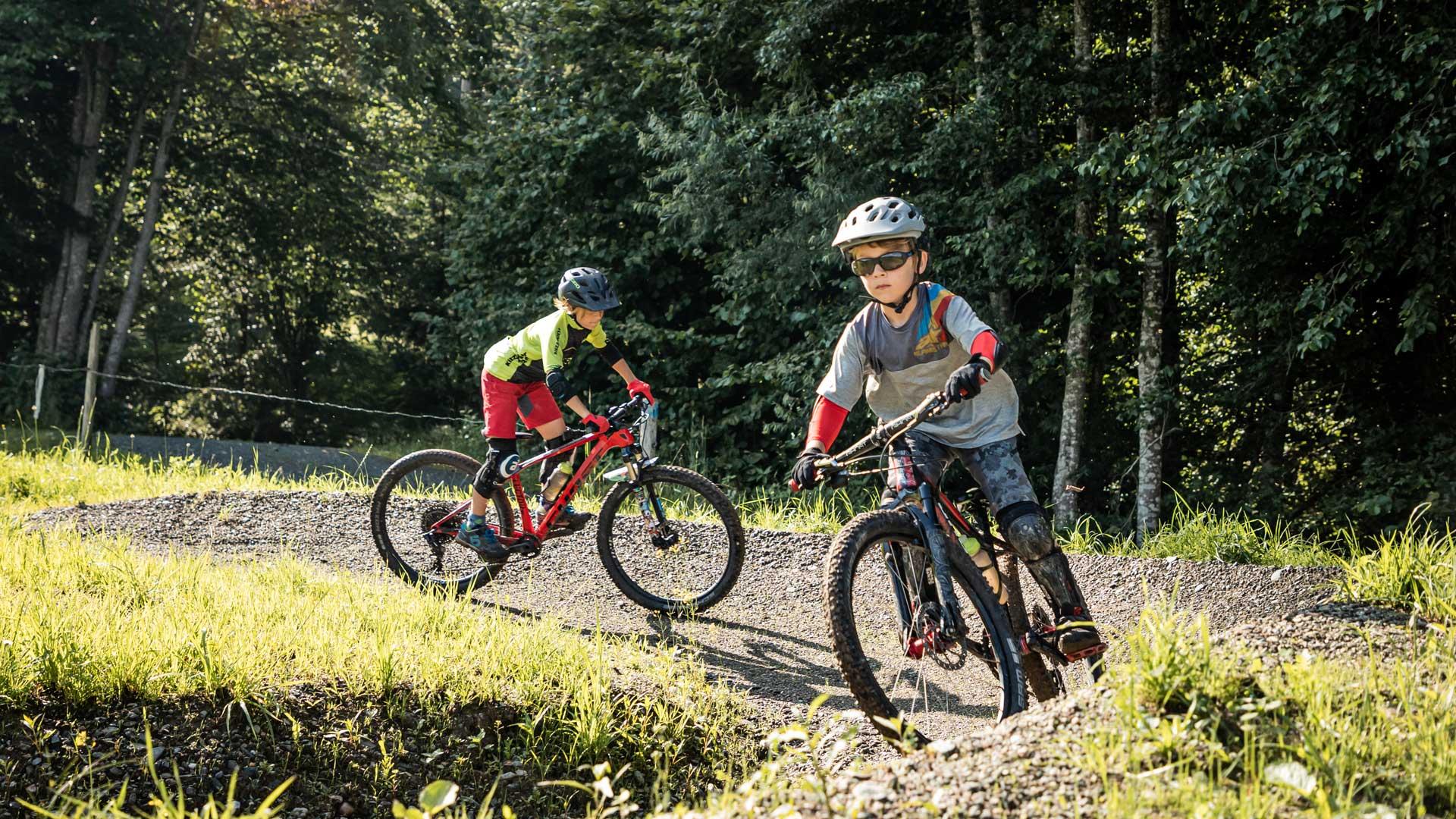 Kids Bike Camp I