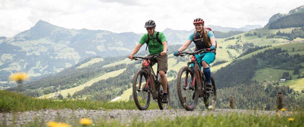 Tourguiding - Abenteuer Berg Mountainbike