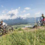 Kinder Mountainbike Training Brixen
