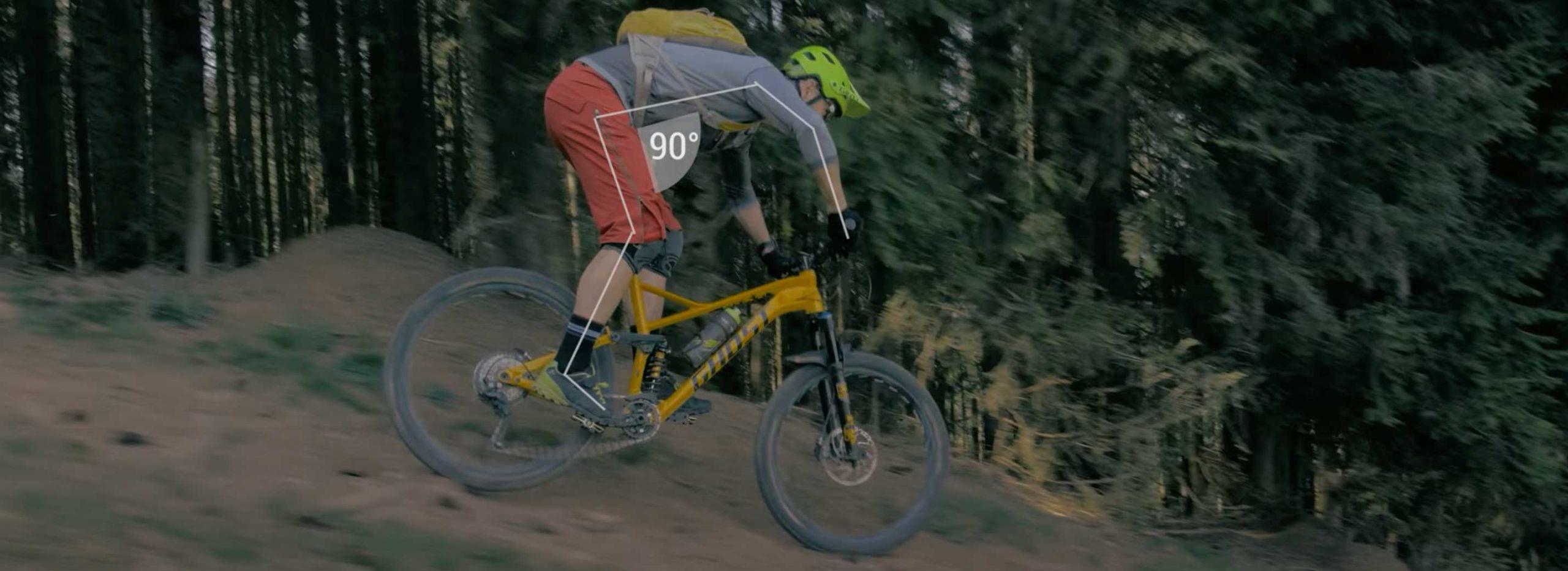 Mountainbike Grundverhalten