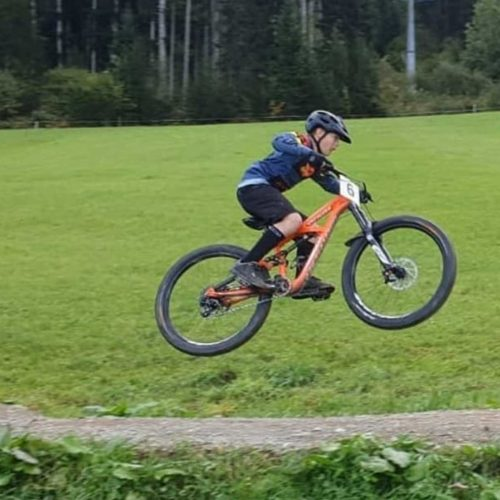 Youngsters Bike Camp I.