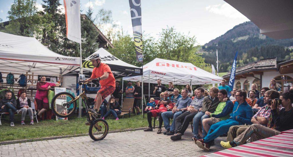 Mountain bike incentive tours Kitzbühel e-bike