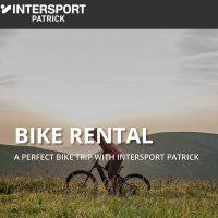 Mountainbike Verleih Intersport Patrick