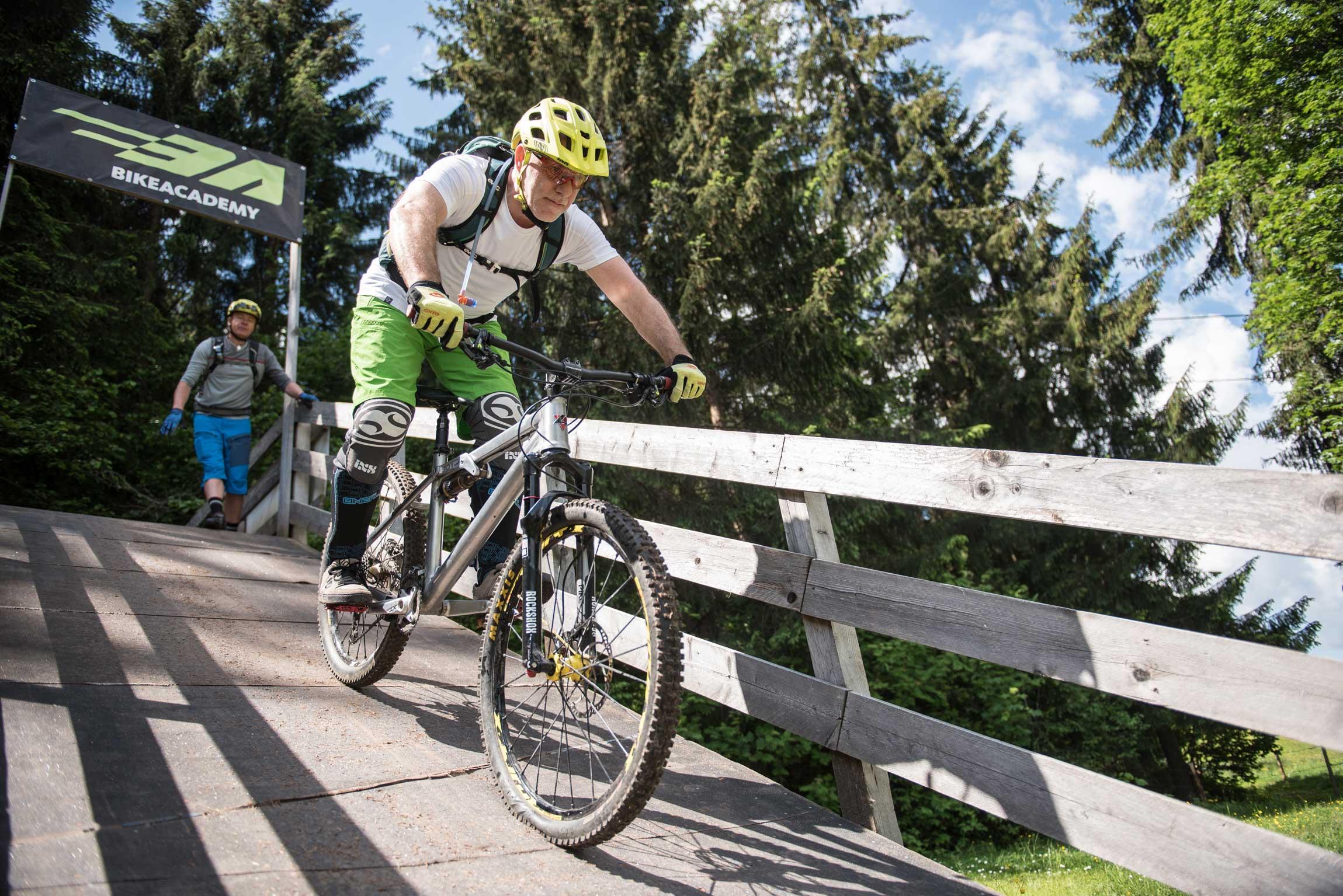 Kurs MTB Trail Einsteiger 50 plus